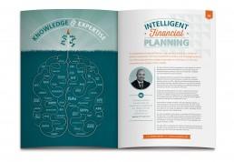 Rouse Corporate Brochure Design