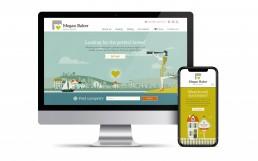 Megan Baker Website Design