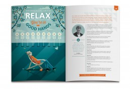 Rouse Corporate Brochure Design