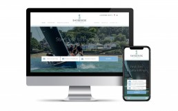 Shoreside Lettings Website Design