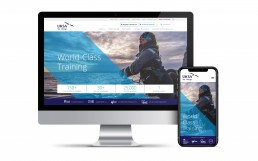UKSA Website Design