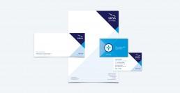 UKSA Stationery design