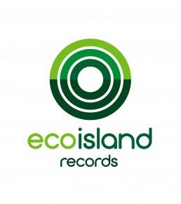 Ecoisland Records Logo Design