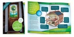 Green Deal leaflet design