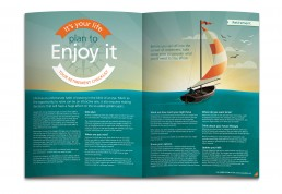 Rouse Limited brochure designv