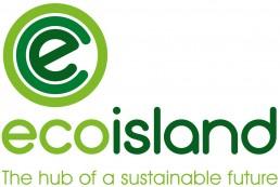 Ecoisland logo design