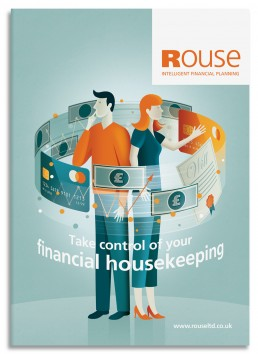 Rouse limited brochure design