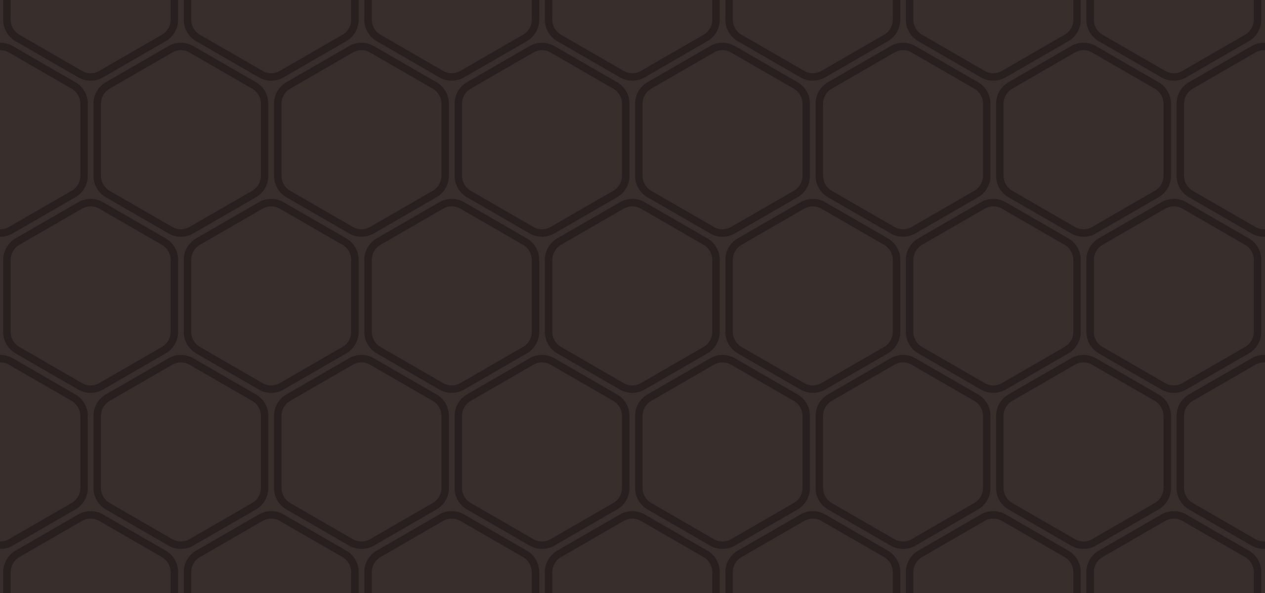 Honeycomb background for BEE logo design