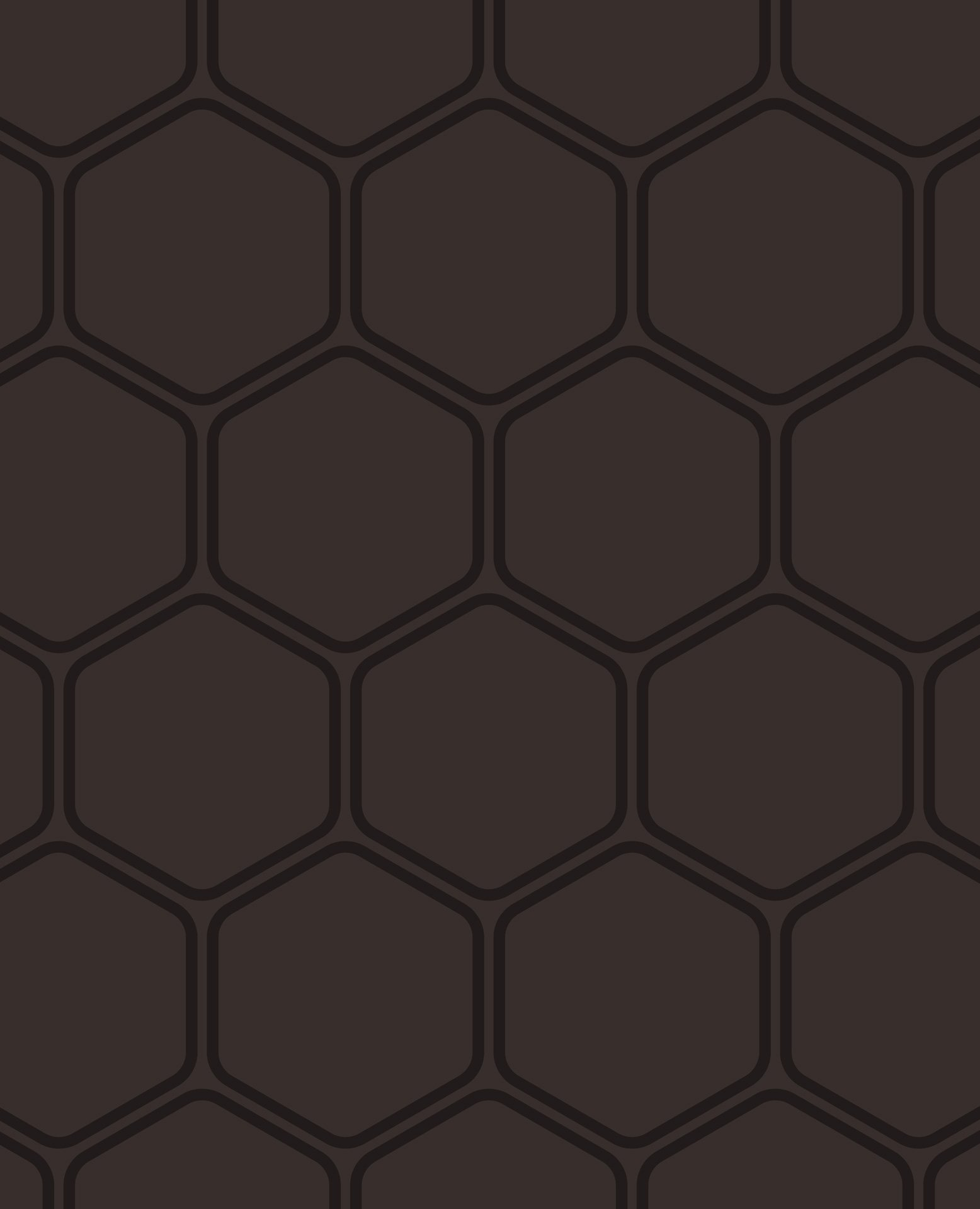 Honeycomb background for tablet