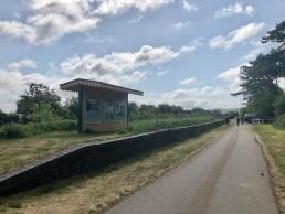 Red Squirrel Trail, Merstone Station