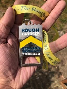 Marathon 35, Medal