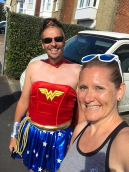 Wonder Woman with Gemma Swain