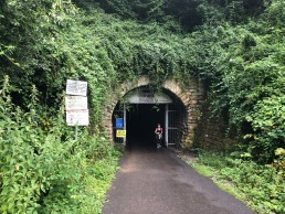 Devonshire tunnel entrance